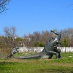Отдых на курорте Саки в Крыму