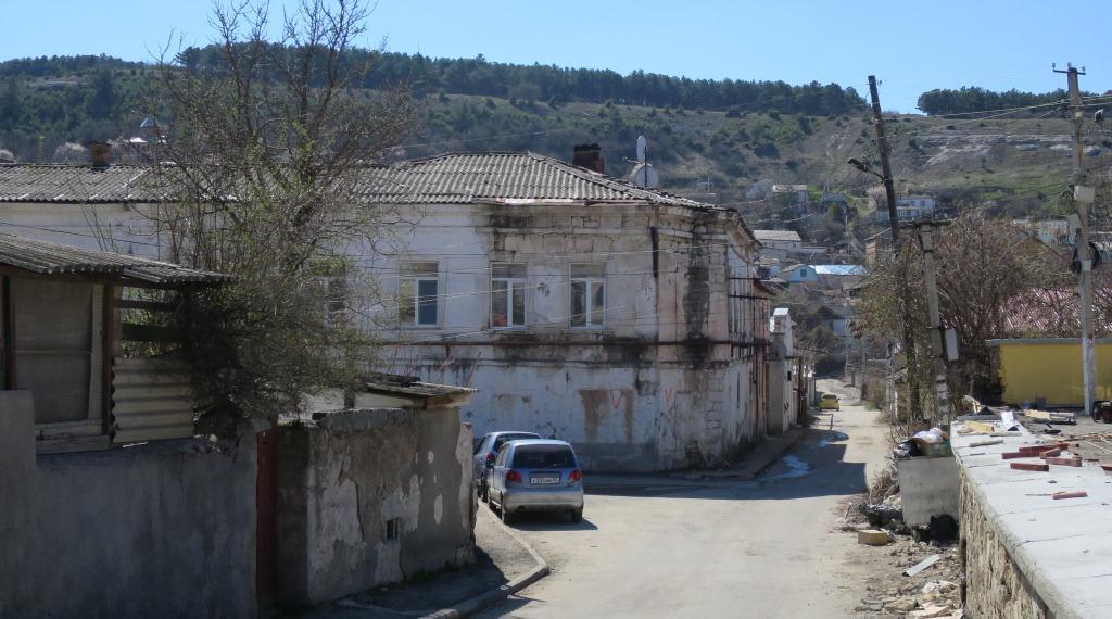Каким стал Старый город Бахчисарая после ремонта.