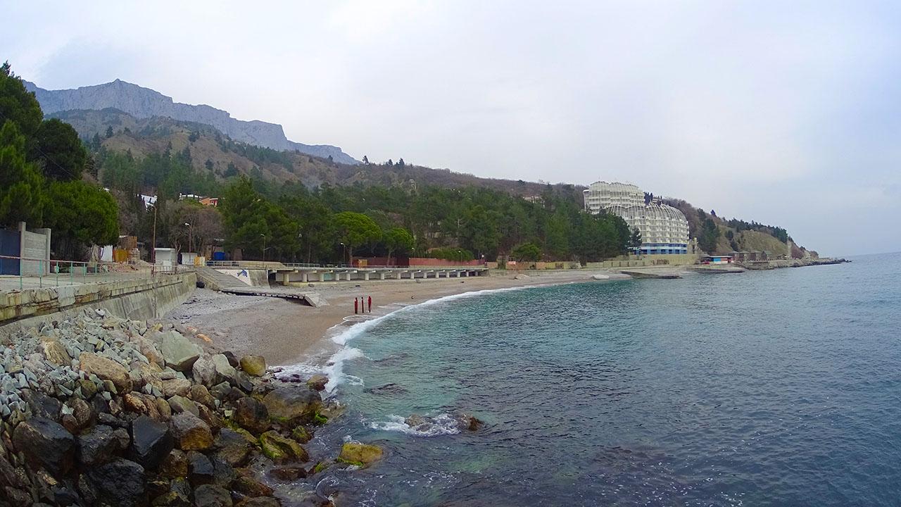 Красивые пляжи и виды Кастрополя на фото