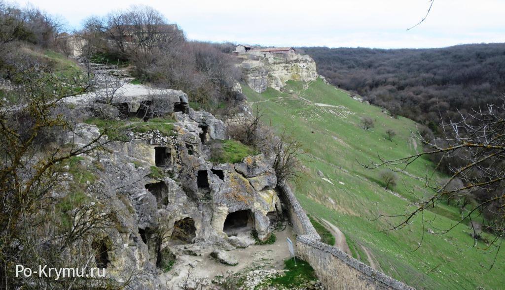 Лучшие места Крыма с необычными достопримечательностями.