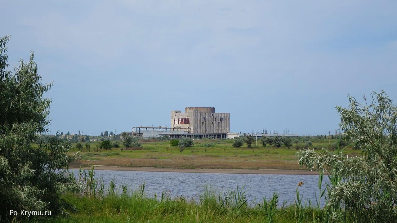 Достопримечательности Щелкино, Крым.
