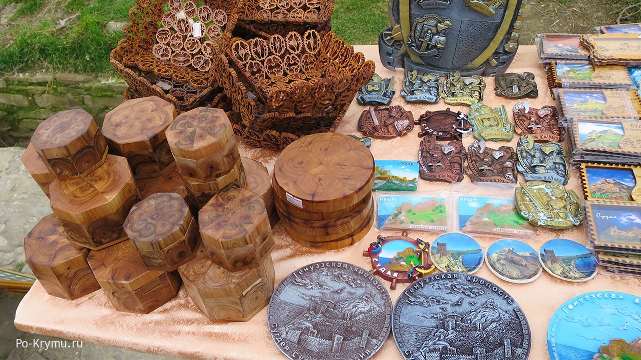 Судакские сувениры