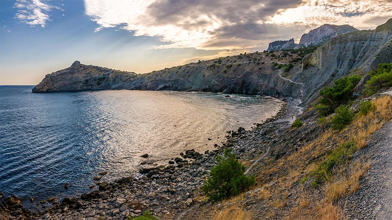 Крым, тропа Голицына.