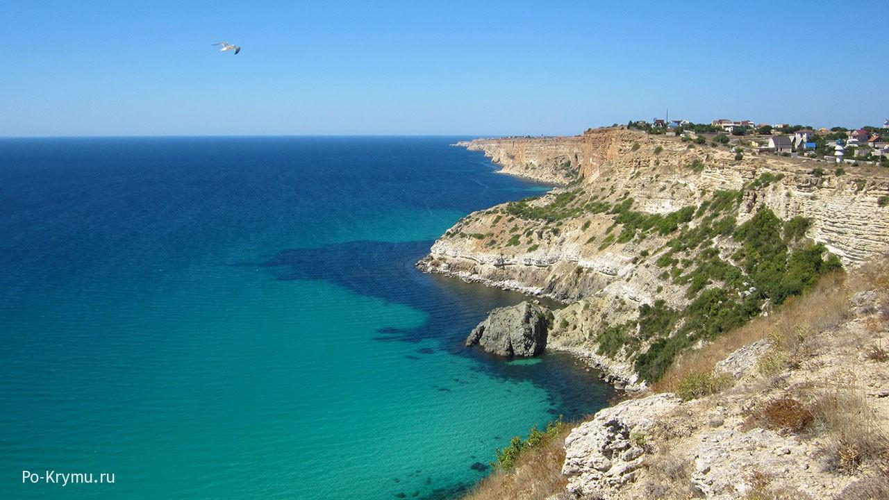 Изумрудное побережье Фиолента