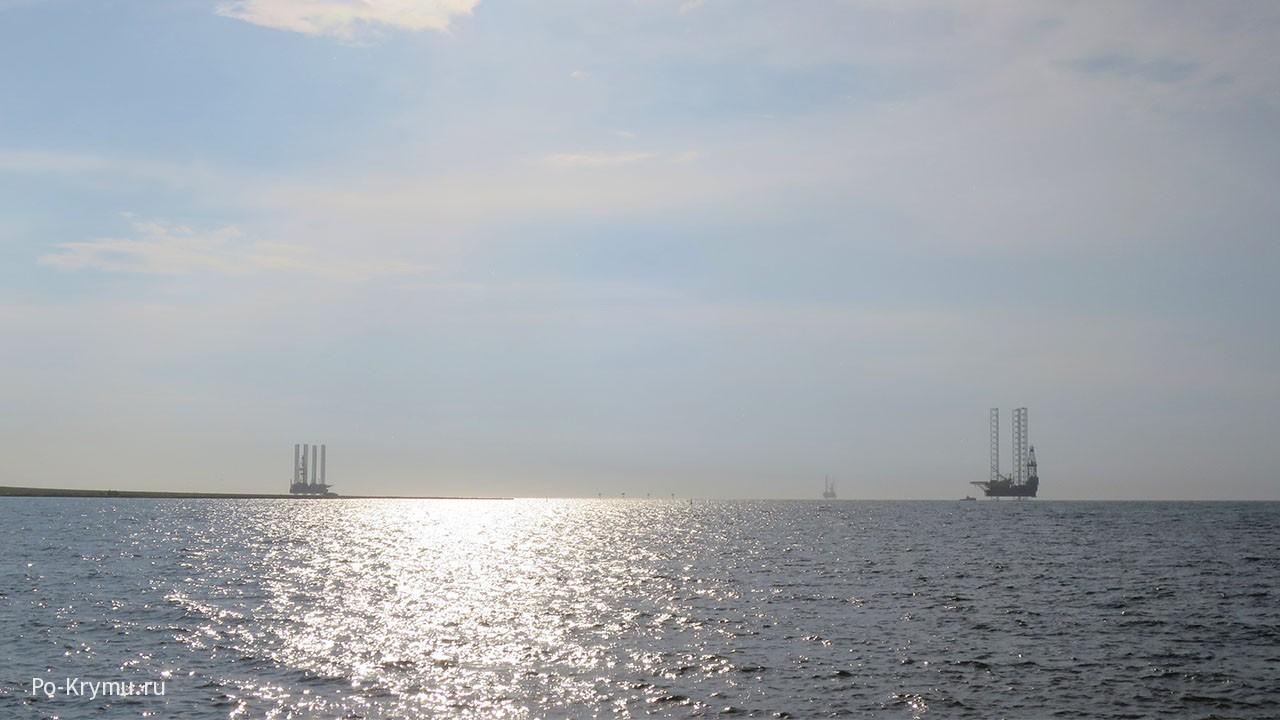Серебряные блики заливов Западного Крыма