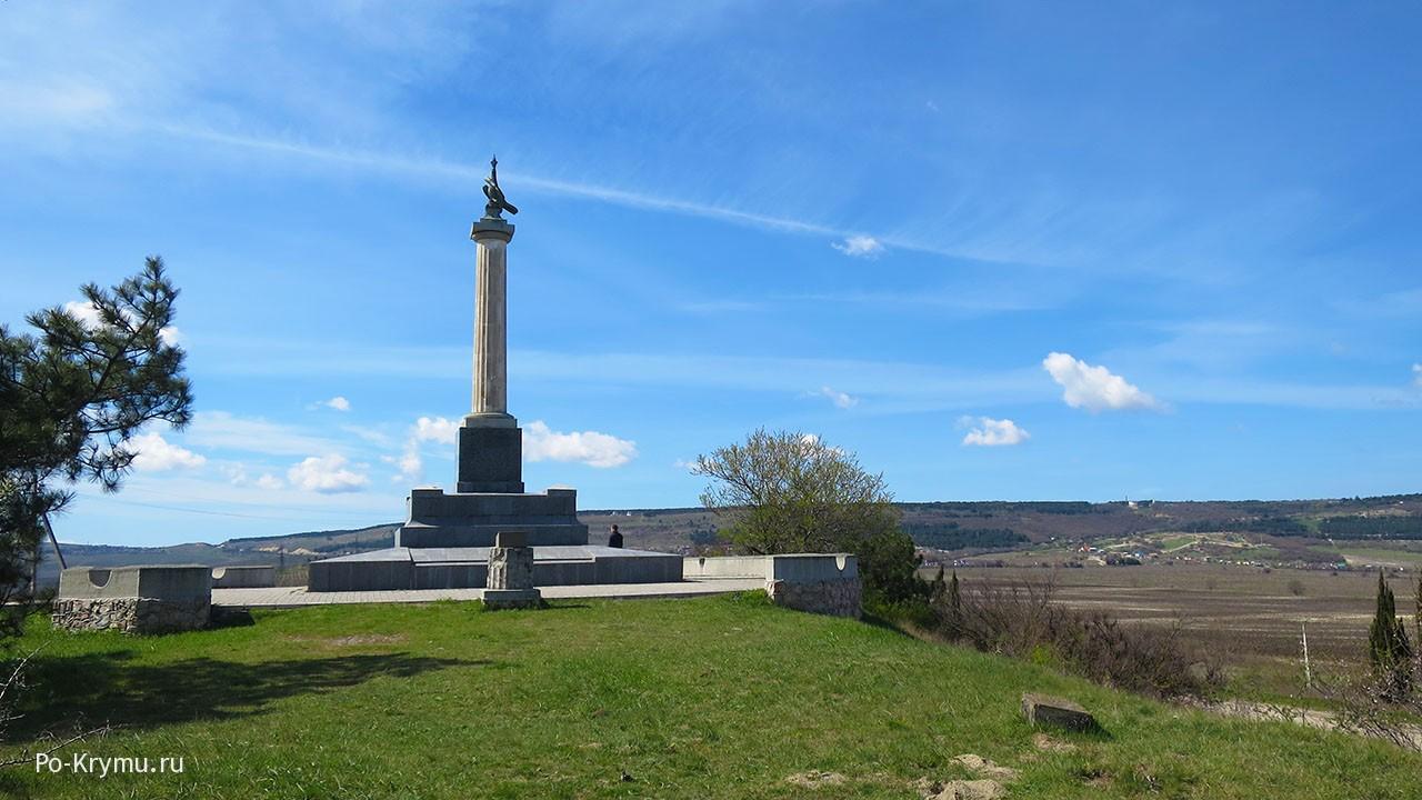 Памятник героям балаклавского сражения