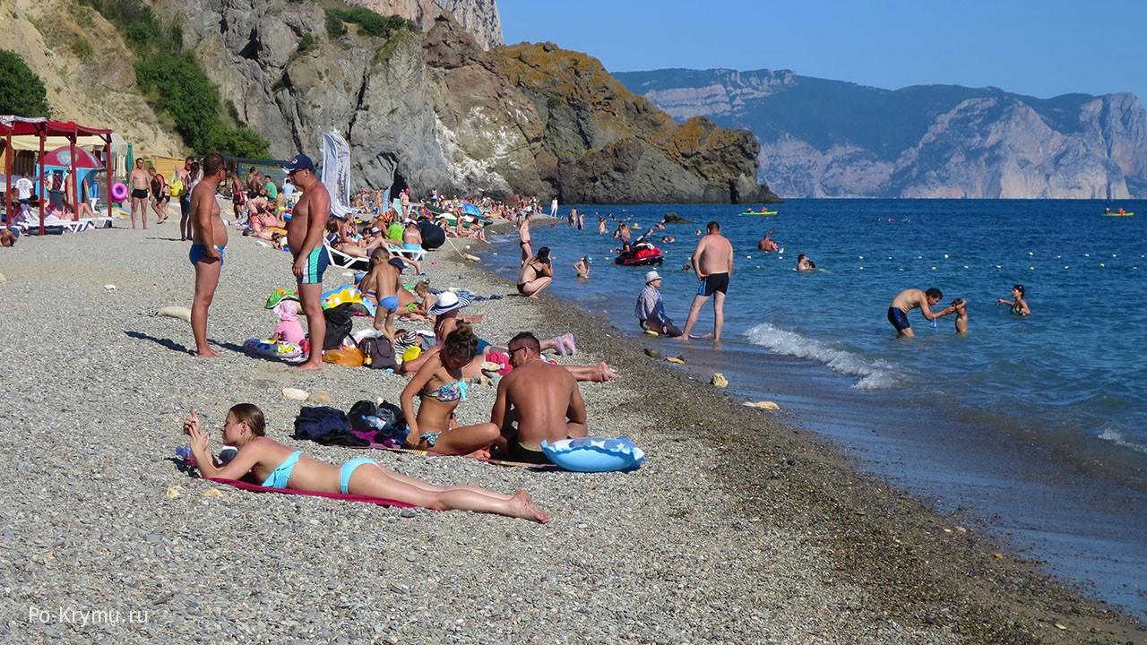 Яшмовый пляж фото.