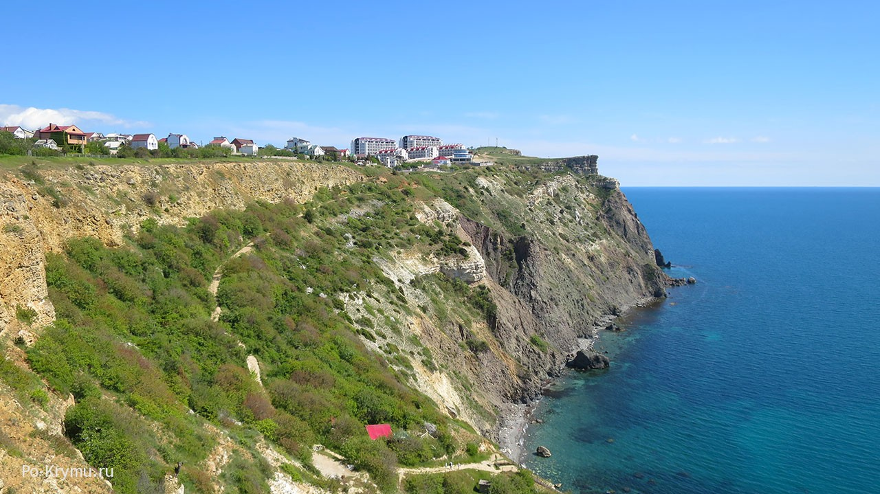 Долгая дорога к Черному морю.