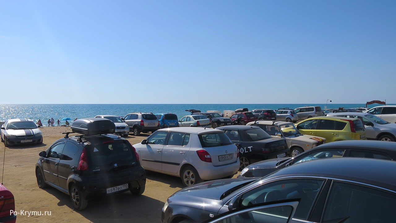 Лучшие Севастопольские пляжи.