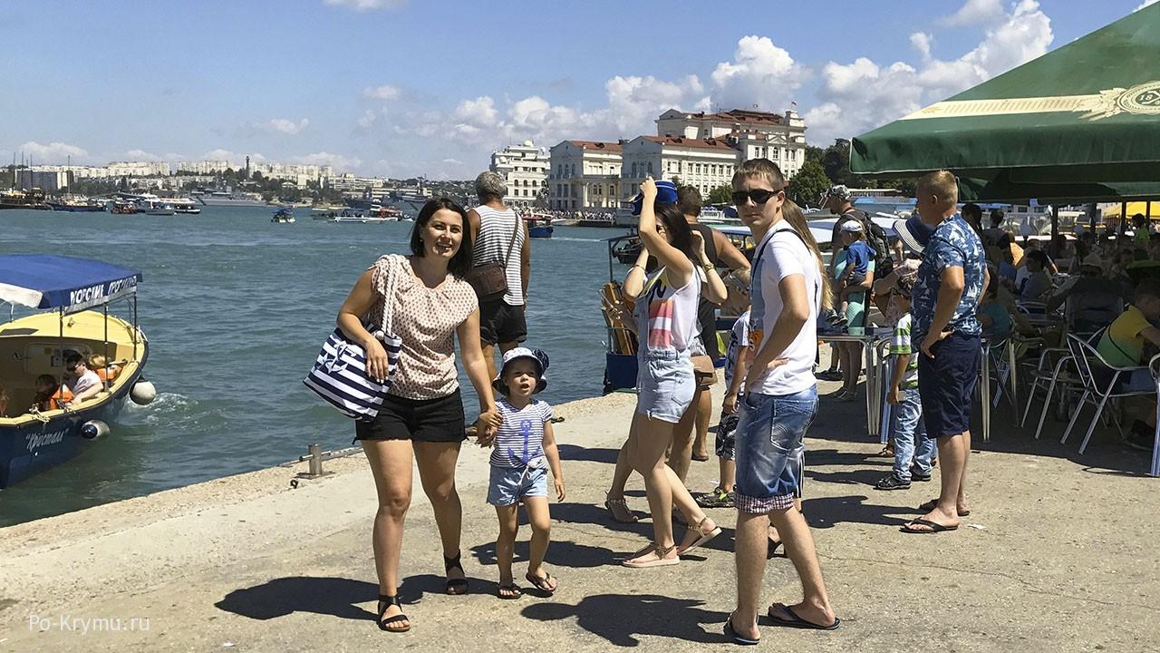 Морские экскурсии по бухтам города