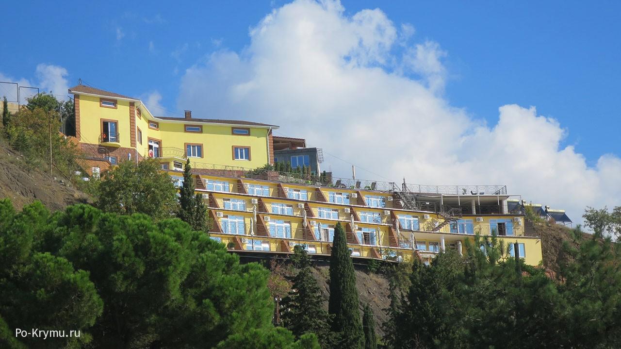 Комфортабельное жилье у моря в Малореченске
