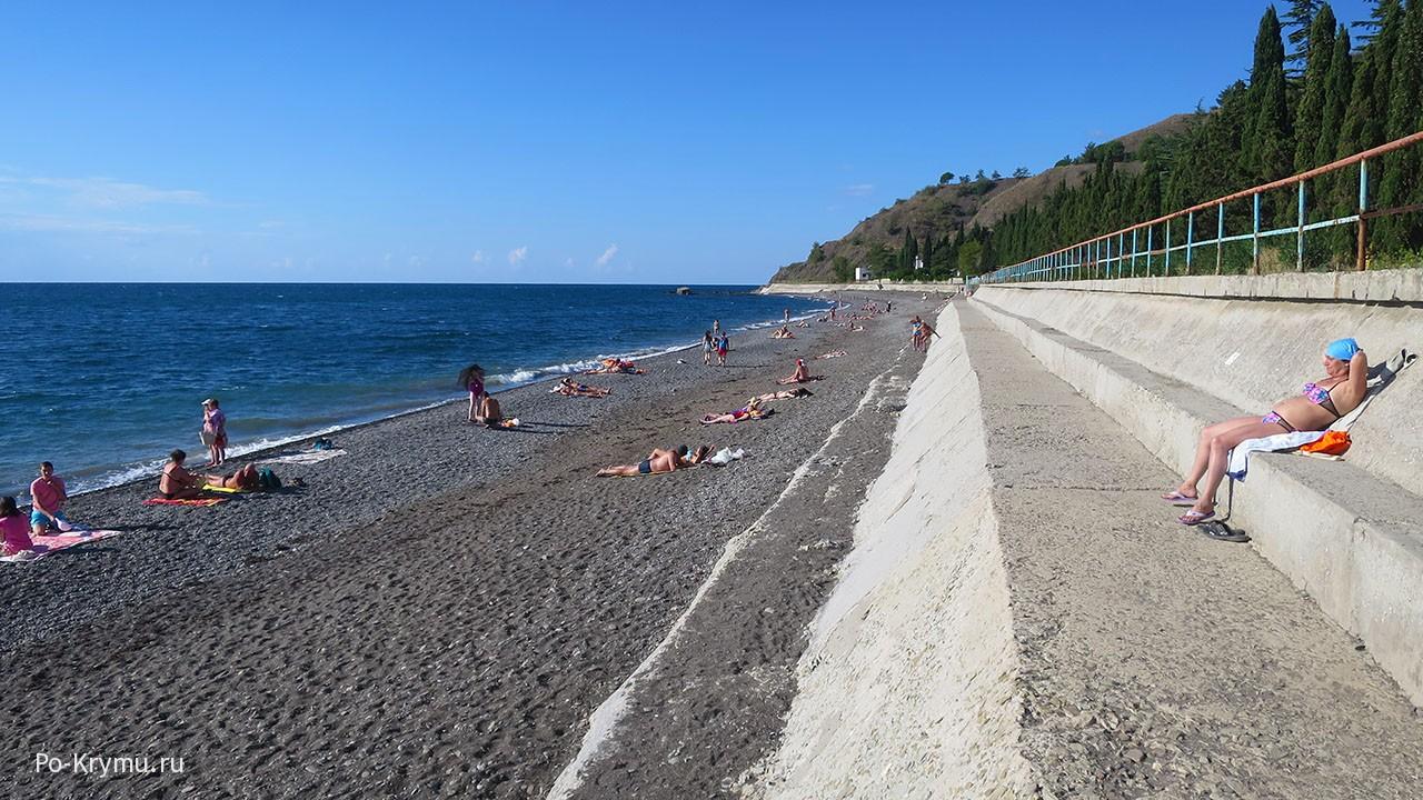 Южнобережный Крым.