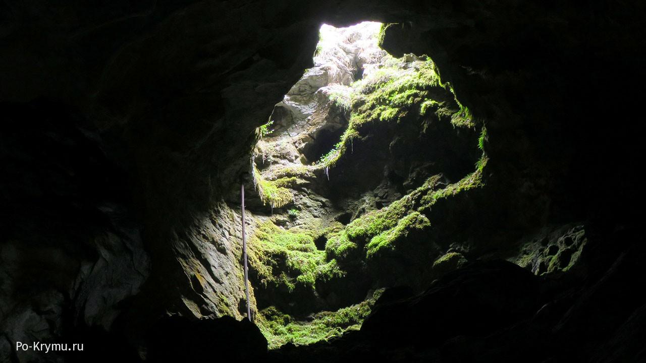 Пещеры Чатыр-Дага.