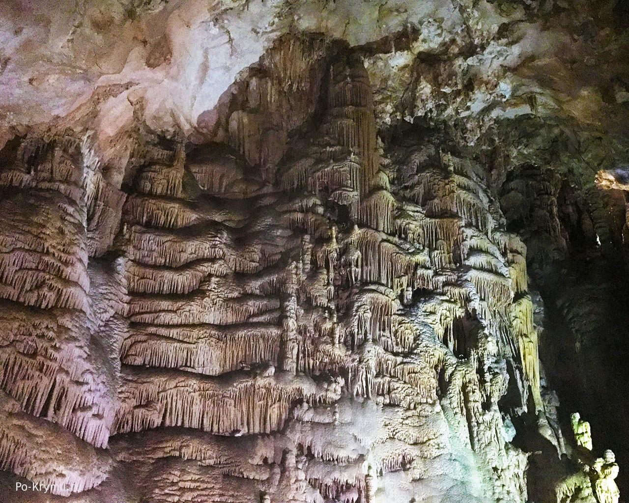 Мамонтова пещера.