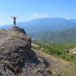 Гора Демерджи и ее окрестности