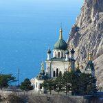 Форосская церковь Воскресения Христова
