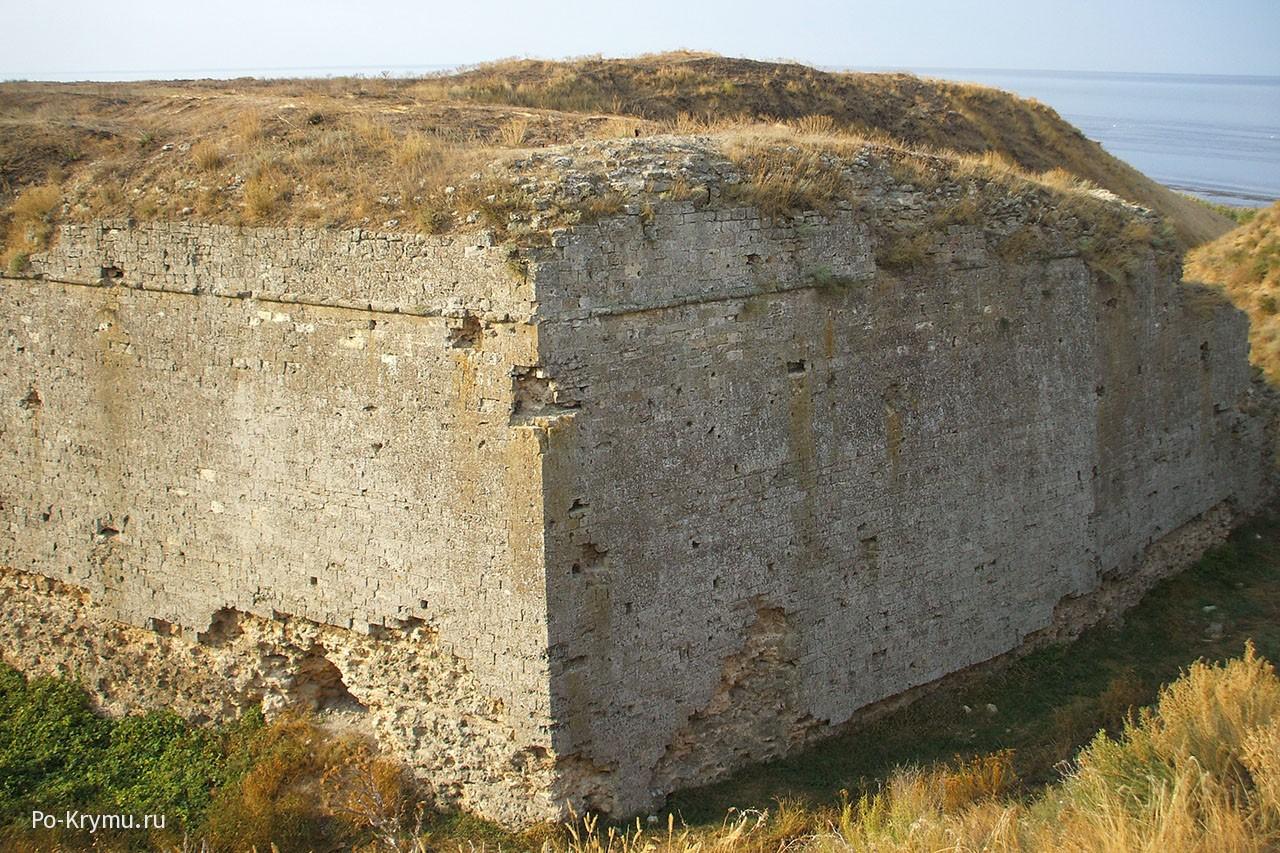 Крепость Ор-Капу.