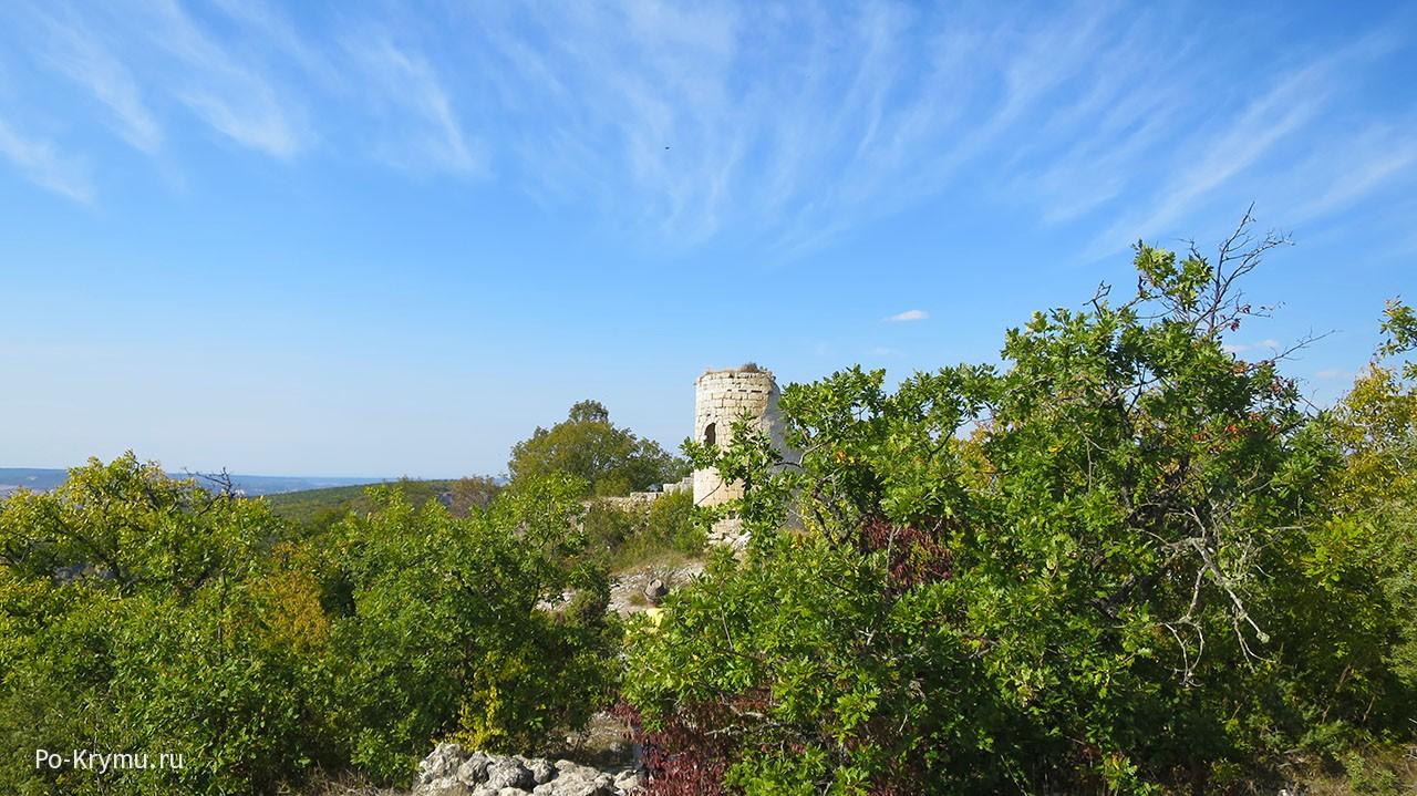 Крепость Сциварин.