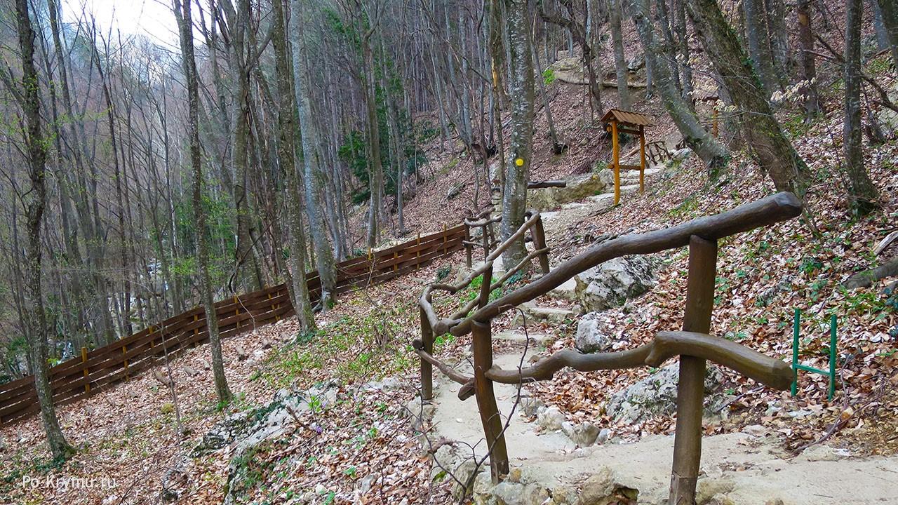 Экскурсия по Большому крымскому каньону.