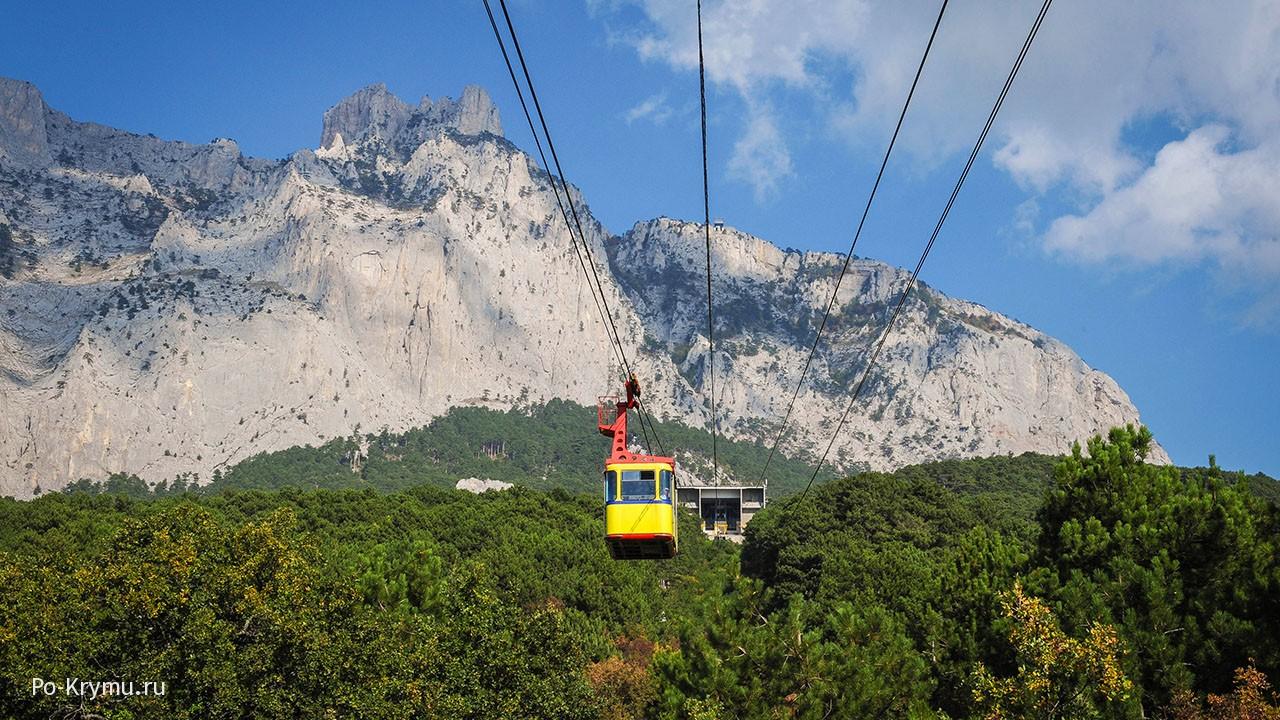 Крымские горы - Первая гряда