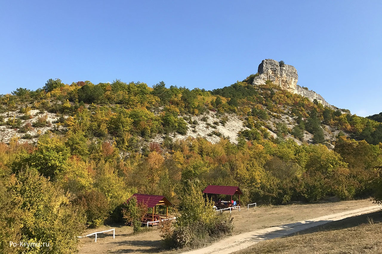 Красивые места в Горном Крыму