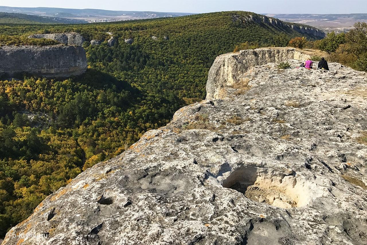 Древние крымские горы
