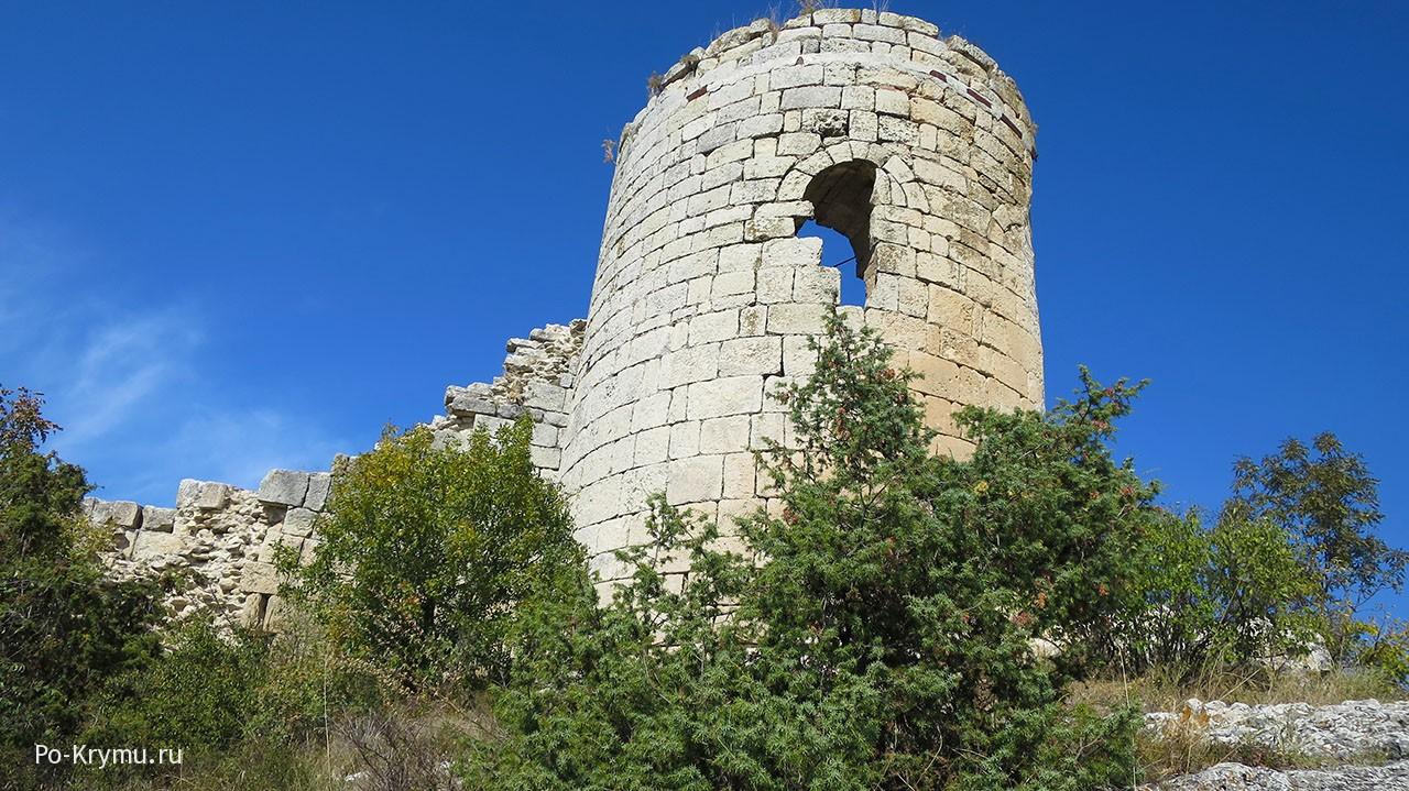 Сюйреньская крепость в Крыму.