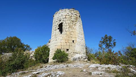 Сюйреньская крепость — страж Бельбекской долины
