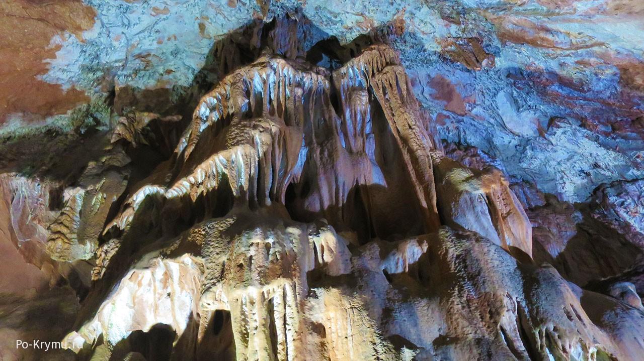 Скельская пещера в Крыму - фото, видео, карта, описание.