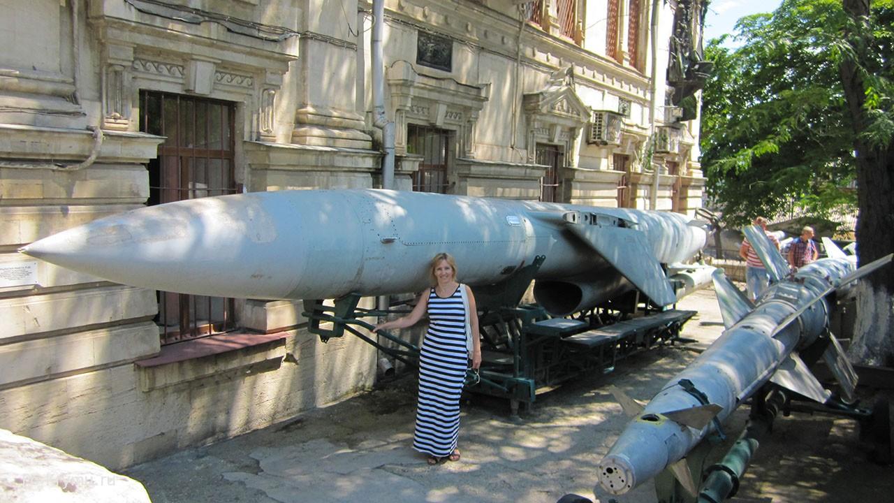Музей флота, Севастополь.