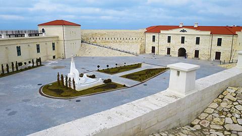 Константиновский равелин — форт Севастопольской бухты