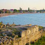 Городище Калос Лимен в Черноморском