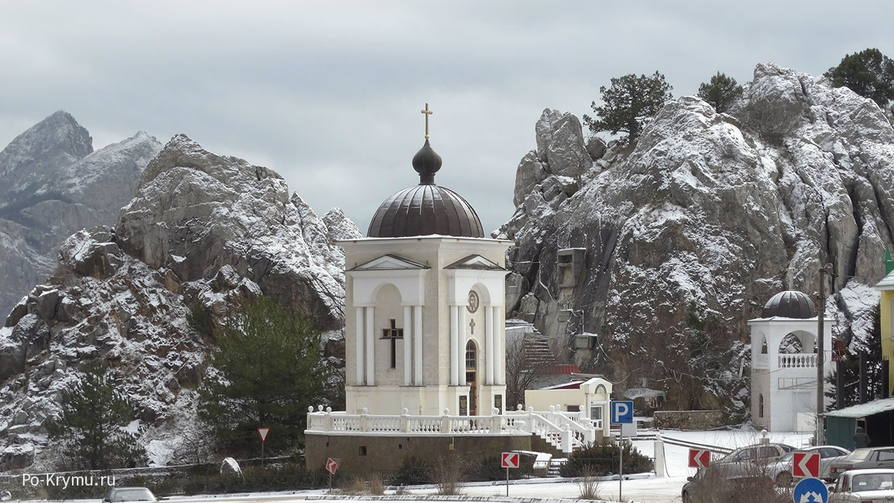 Ласпинский перевал, Крым.