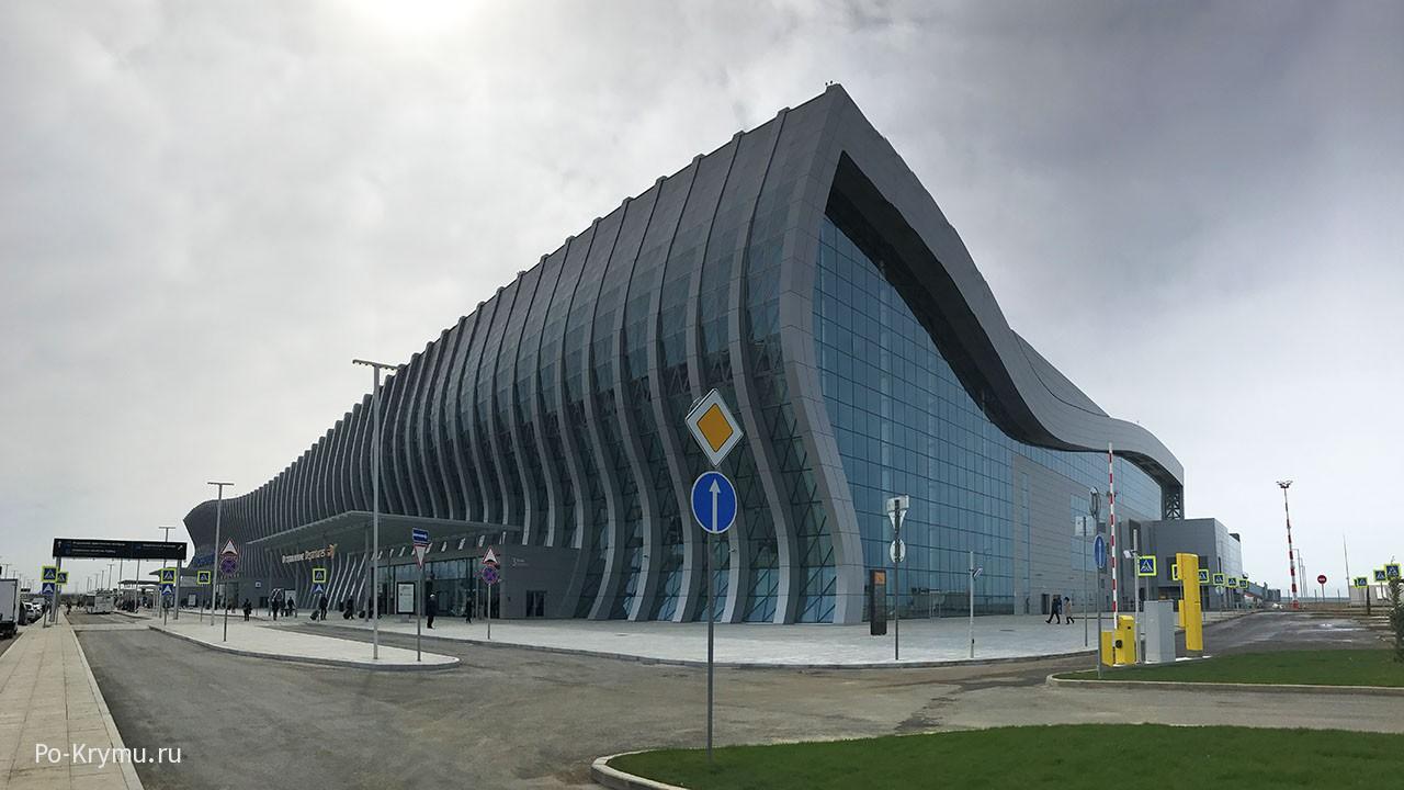 Крымская волна - визитная карточка Симферополя