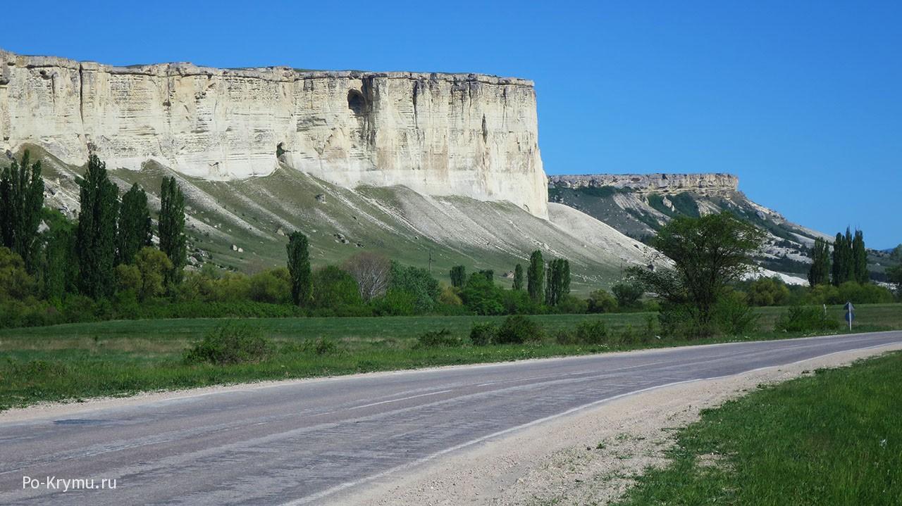 Видео, Белая скала, Крым - как добраться на машине.