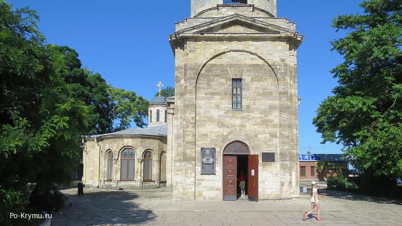 Церковь рождества Иоанна Предтечи.