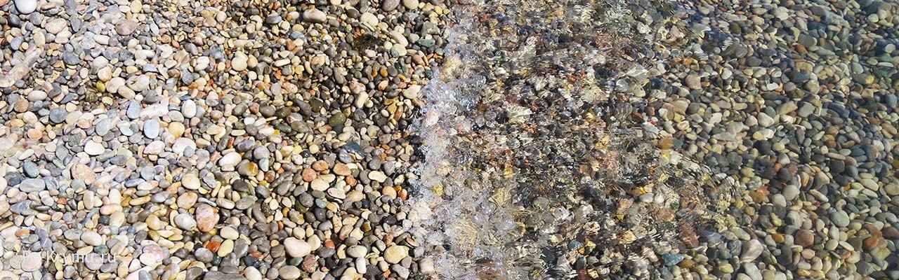 Фотоподборка пляжей Фороса и Южного берега Крыма