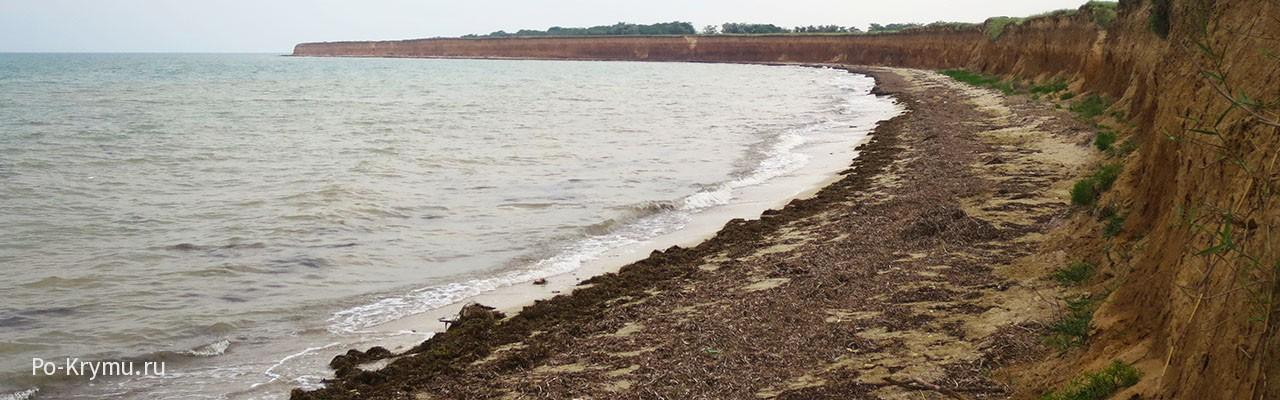 Северное - небольшой морской поселочек на востоке Крымского полуострова