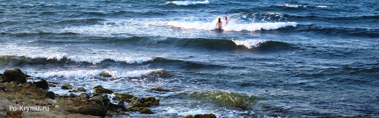Побережье и пляжи Севастополя