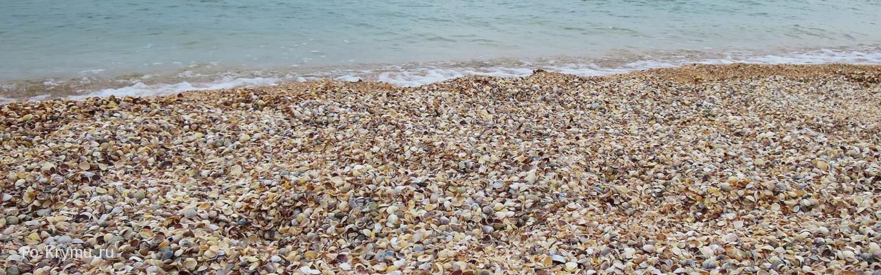 Все пляжи Крымского полуострова на фотографиях