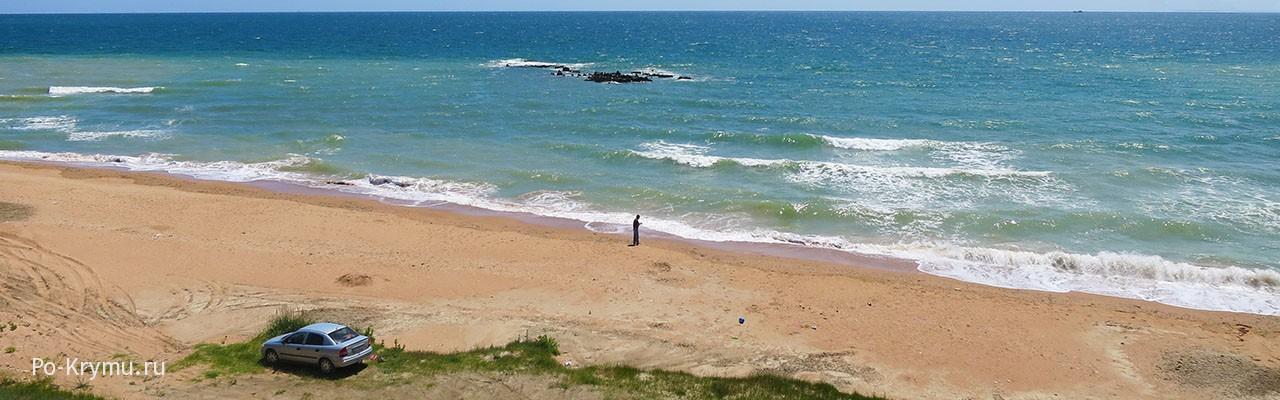 Фотографии нудистского берега в Крыму