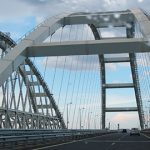 Отдых под Керчью в 2018 году, день II — Крымский мост