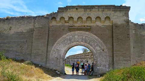 Отдых под Керчью в 2018 году, день III — потайная крепость