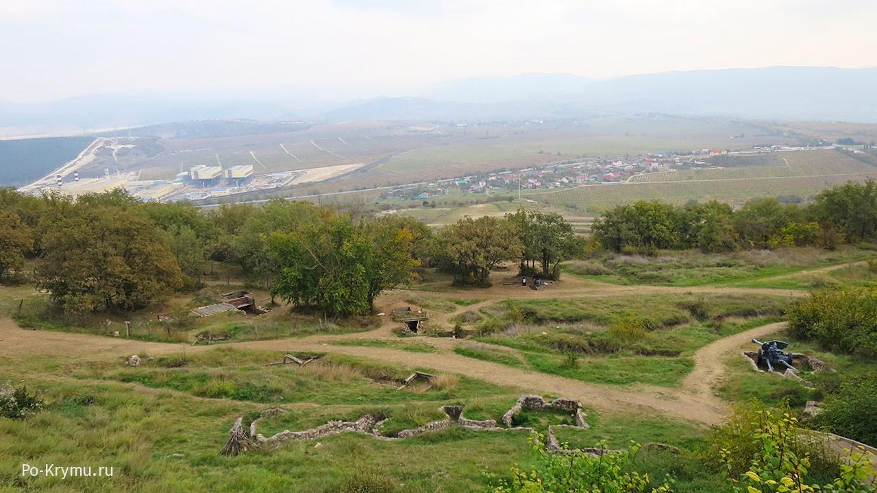 Штурм Сапун горы.