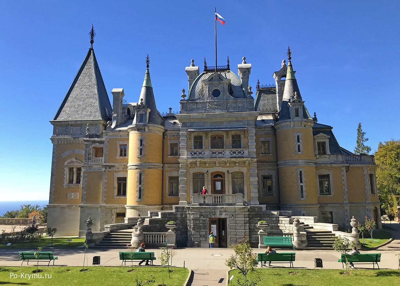 Красивейшие достопримечательности Южного берега Крыма