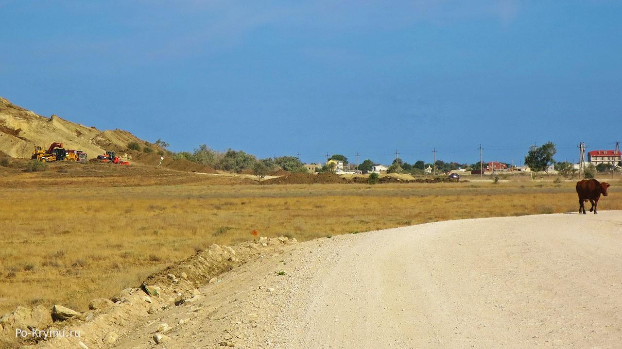 Курортные поселки Керченского полуострова