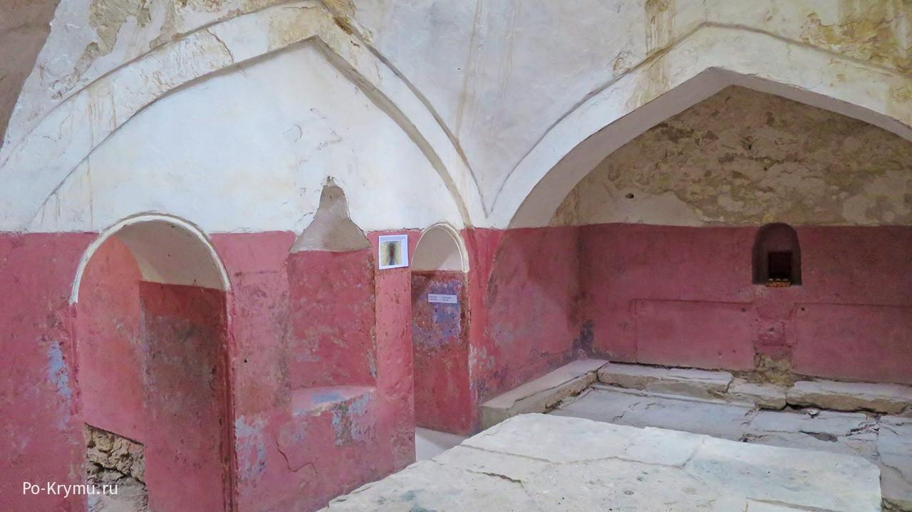Старая баня Евпатории.
