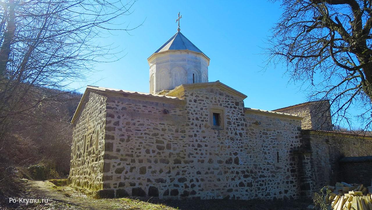 Церковь Знамения - Сурб-Ншан.