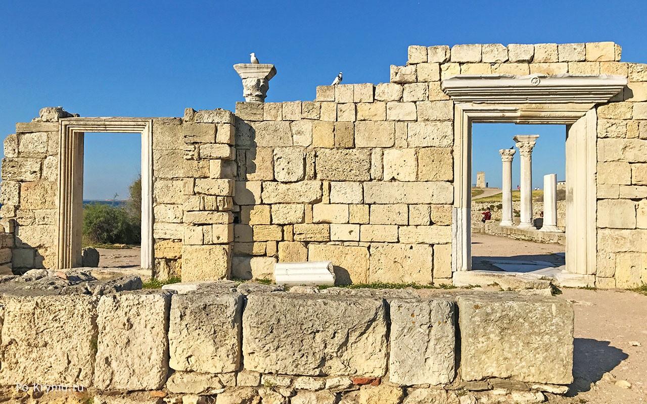 Греки в Крыму – античность, средневековье, современность.