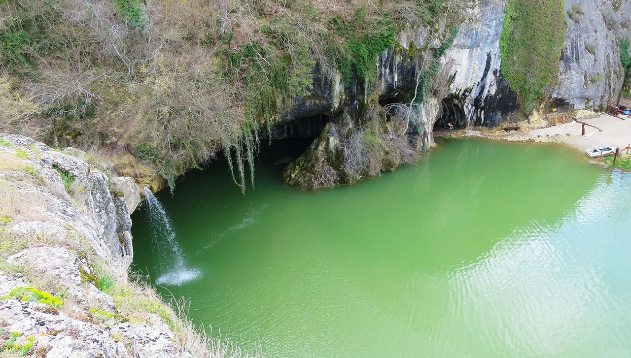 Озеро Уппа.